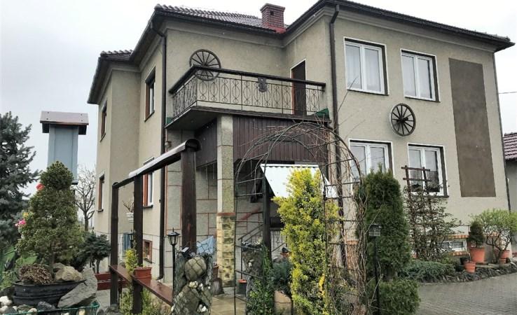 dom na sprzedaż - Kęty (gw), Nowa Wieś
